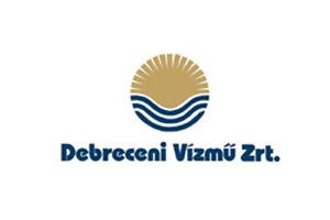 Debreceni Vizmű logo