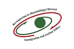 Bevándorlási és Menekültügyi Hivatal logo