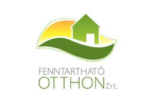 Fenntartható Otthon logo