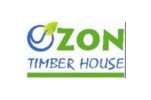 ozon timber house logo