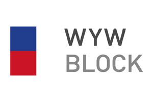 WYW Block logo