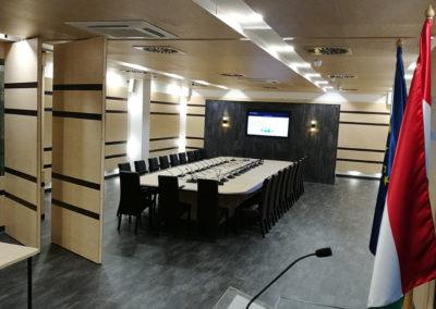 BMH Sajtószoba és Konferencia terem