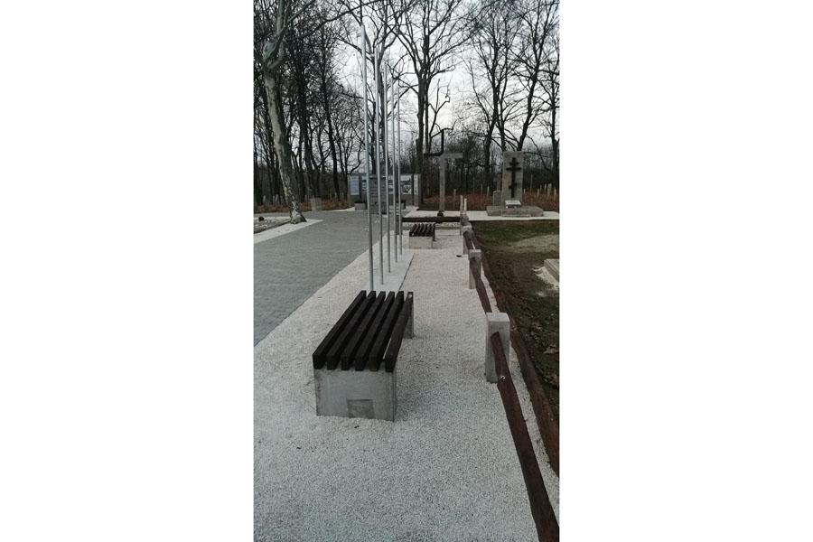 Quaestum Consult, generálkivitelezés, 3D tervezés, Hadifogolytábor temető rekonstrukciója