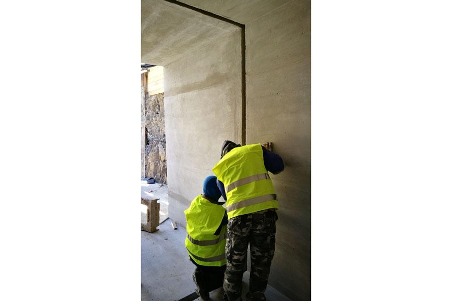gyalogos alagút készítése, Quaestum Consult