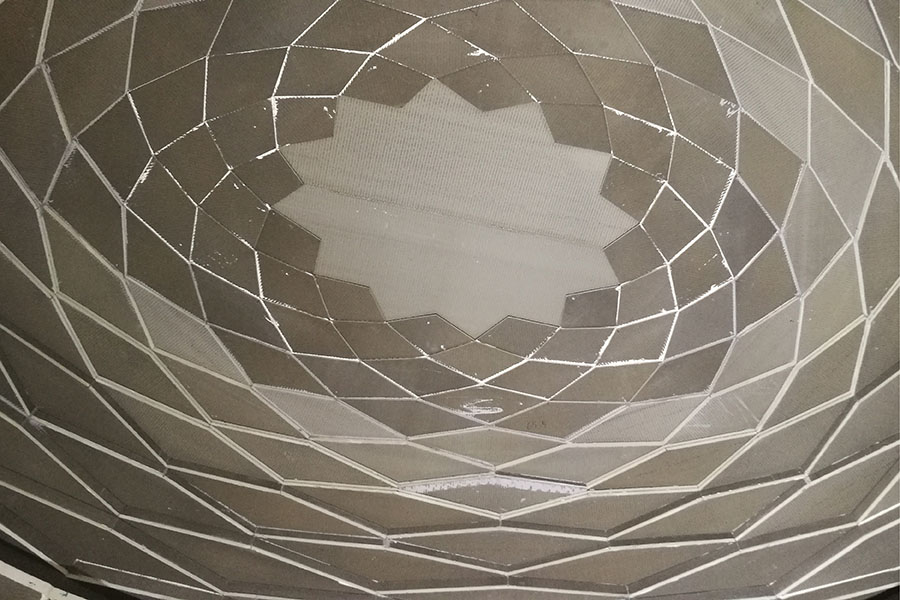 Herendi Porcelánmanufaktúra, homlokzatfelújítás, Quaestum Consult