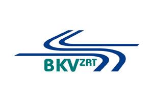 BKV Zrt logo
