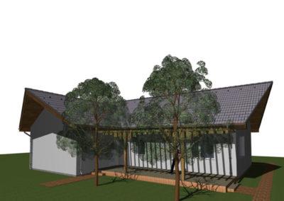 CSOK családi ház – tervezés, kivitelezés