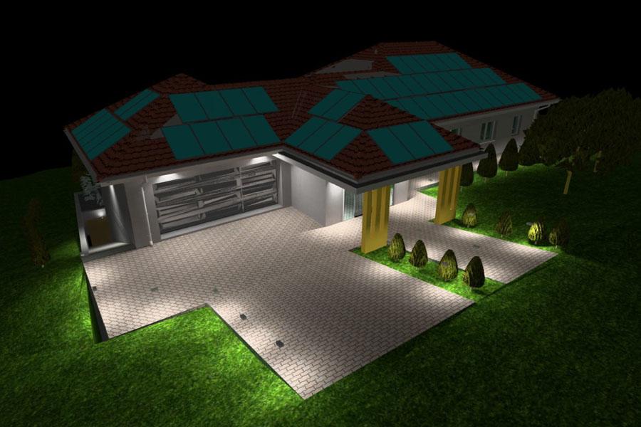 családi ház tervezés, kulcsrakész kivitelezés, Quaestum Consult, Szomor