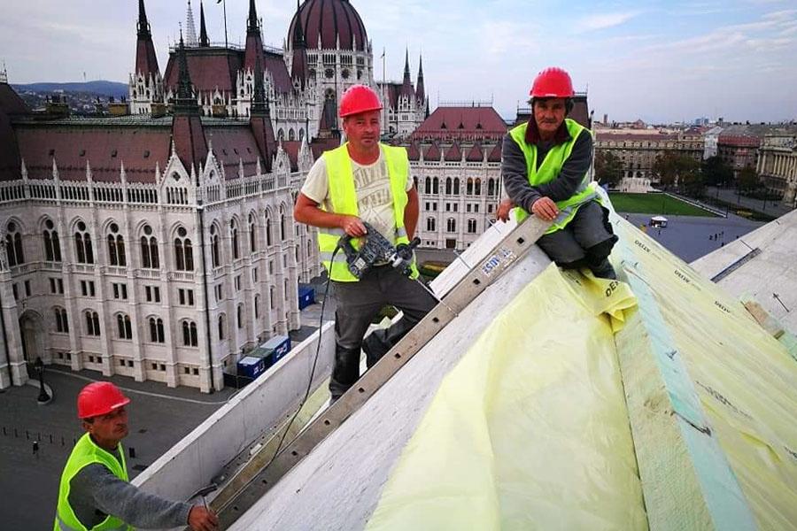 magastető építés, építési vállalkozó, kivitelező