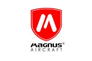 magnus aircraft logo