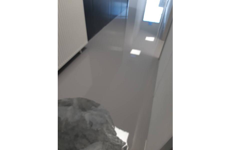 műgyanta padló készítés