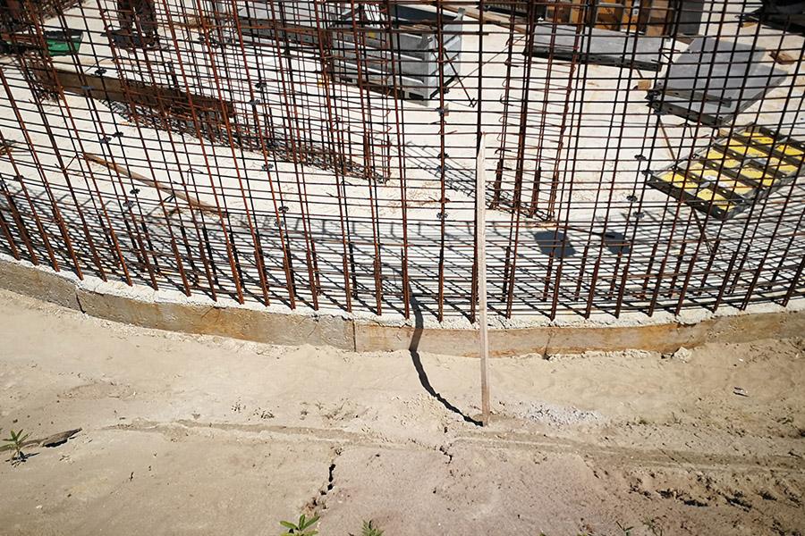 szerkezetépítés, vasbeton szerkezetépítés, betonozás