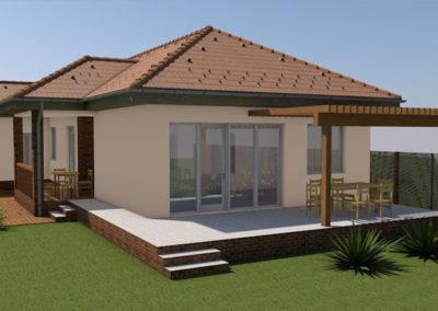 Rácalmás Családi ház tervezés