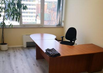 OIF – Központi Hivatal vezetői irodák felújítása